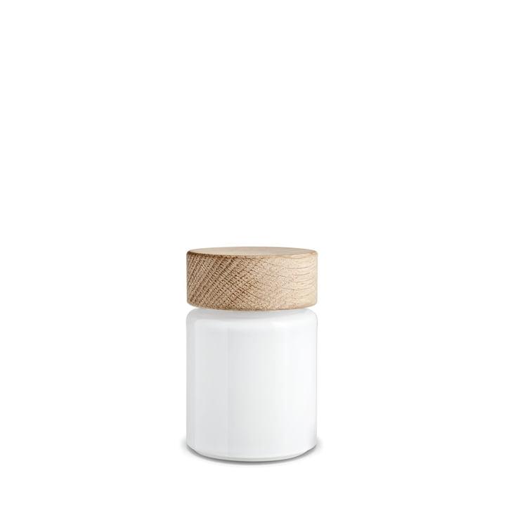 Palet Salzmühle 75 ml von Holmegaard in Weiß