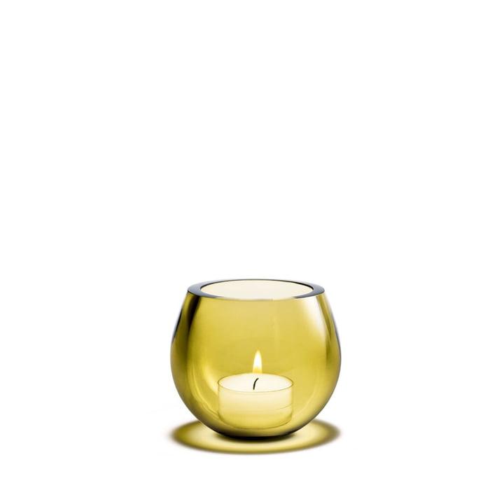 Cocoon Teelichthalter von Holmegaard in Bloom
