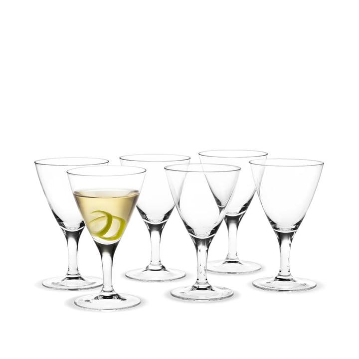 Royal Cocktailglas , 20 cl (6er-Set) von Holmegaard