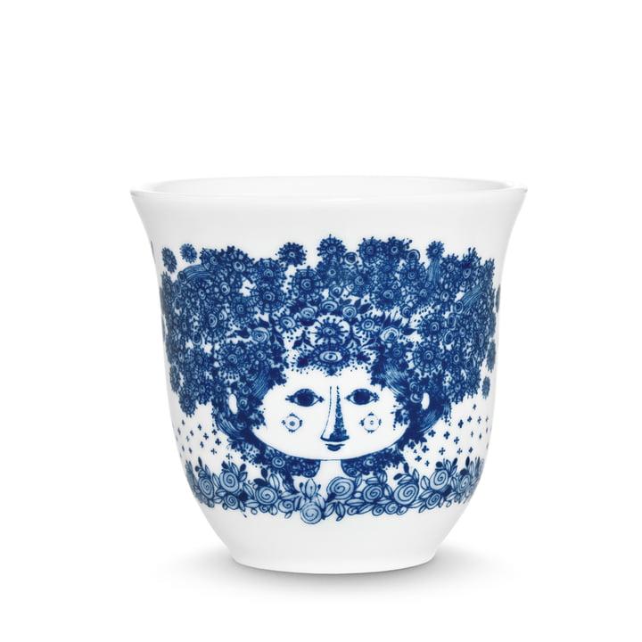 Bjørn Wiinblad - Isoliertasse Felicia, 25 cl, blau
