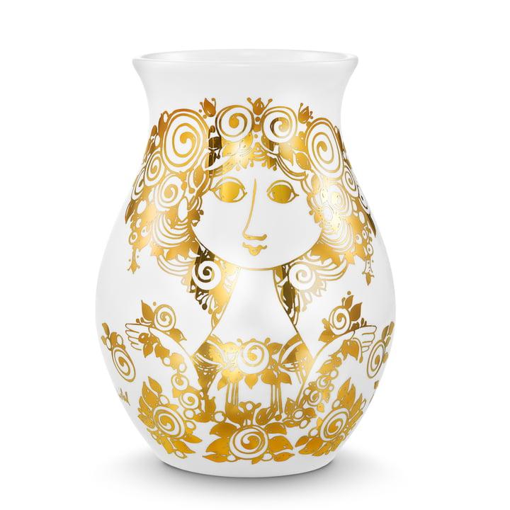 Bjørn Wiinblad - Vase Rosalinde, gold