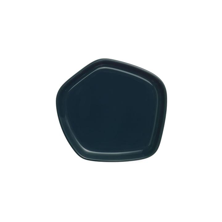 Iittala X Issey Miyake - Teller 11x11 cm, dark green