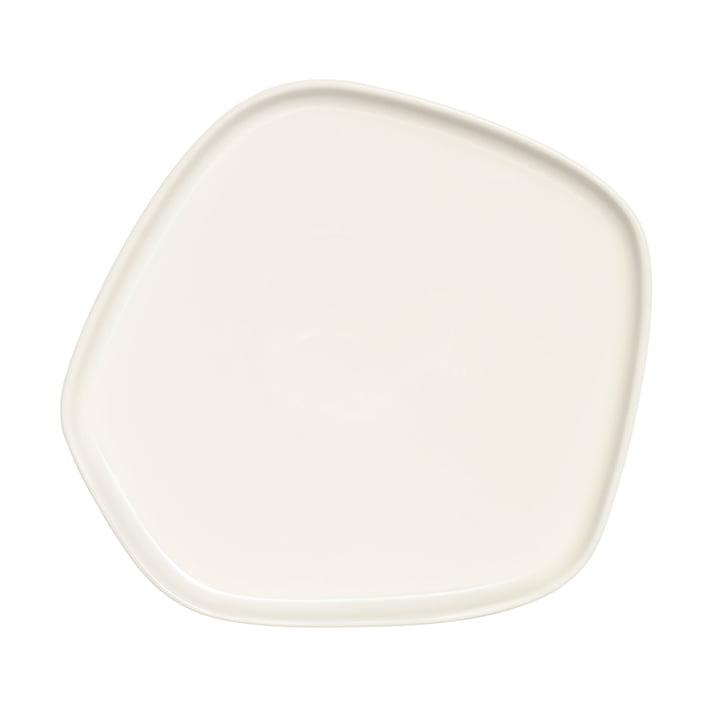 Iittala X Issey Miyake - Teller 21x20 cm, weiß