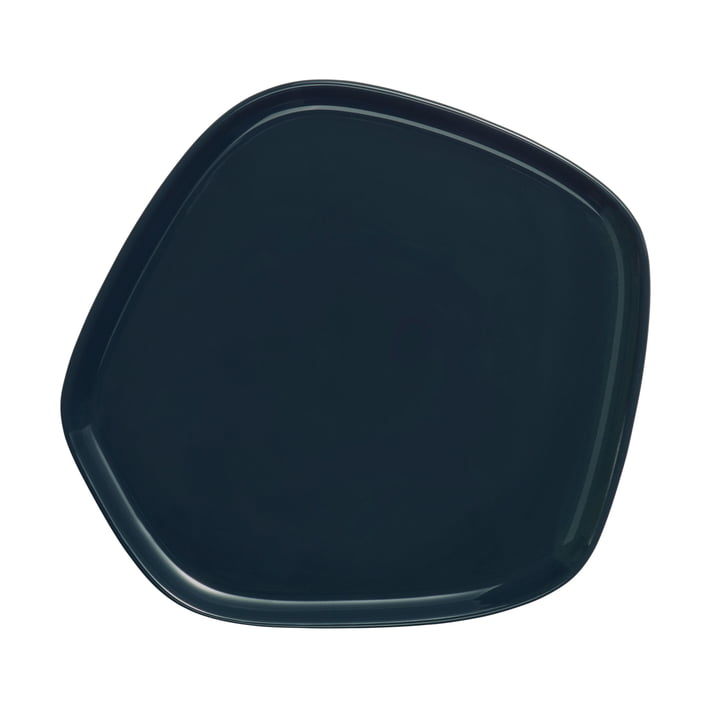 Iittala X Issey Miyake - Teller 21x20 cm, dark green