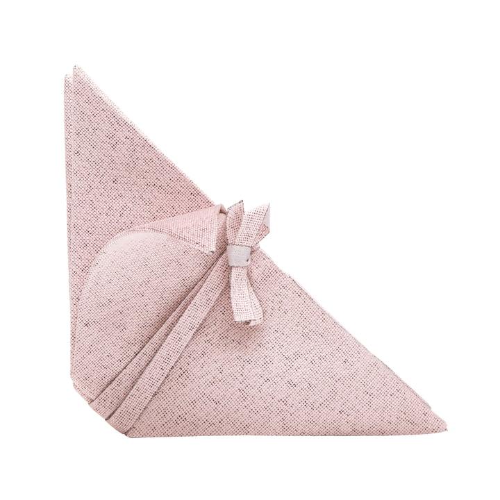 Iittala X Issey Miyake - Serviette 53x40 cm, pink
