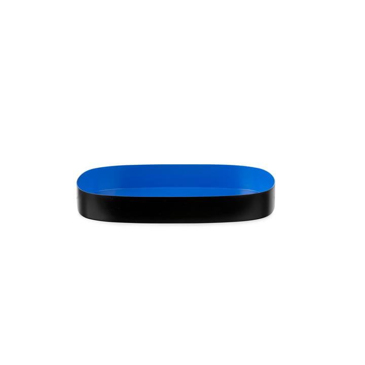 Design Letters - Television Tablett medium, blau