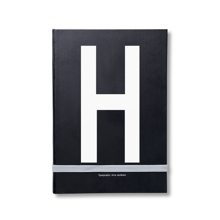 Design Letters - Personal Notizbuch von A-Z, H