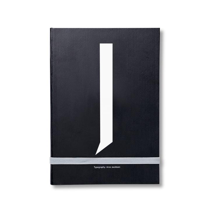 Design Letters - Personal Notizbuch von A-Z, J