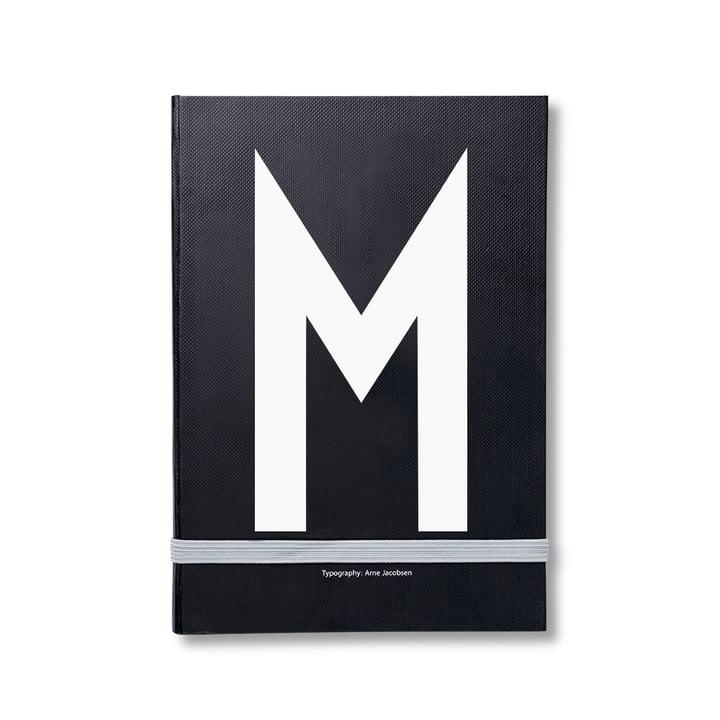 Design Letters - Personal Notizbuch von A-Z, M