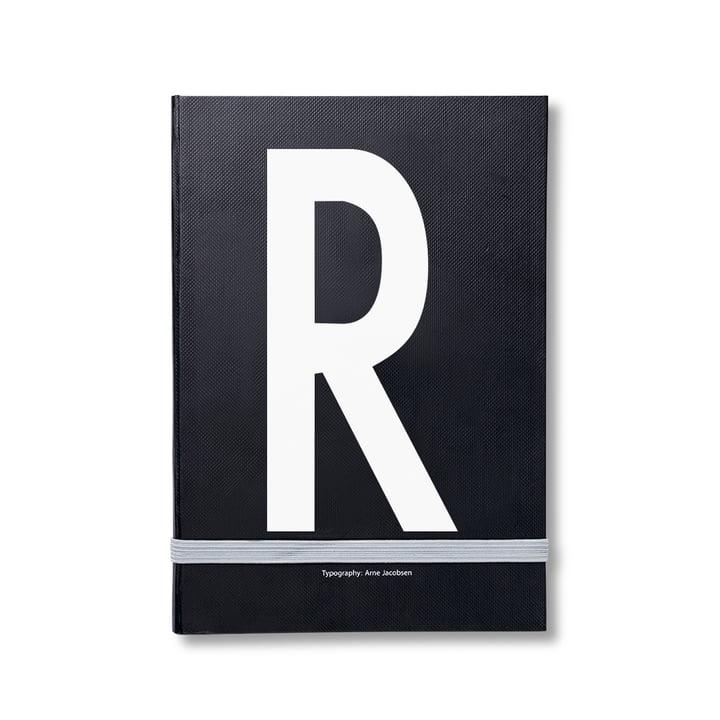 Design Letters - Personal Notizbuch von A-Z, R