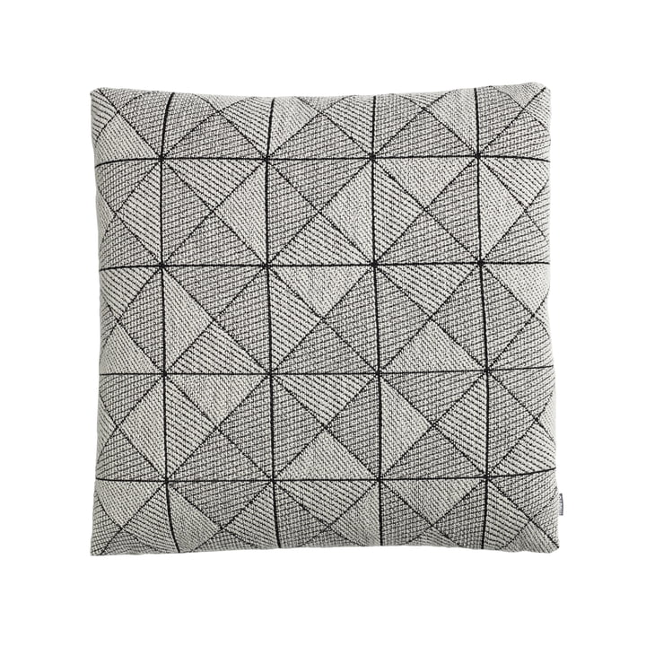 Tile Kissen von Muuto in Schwarz-Weiß