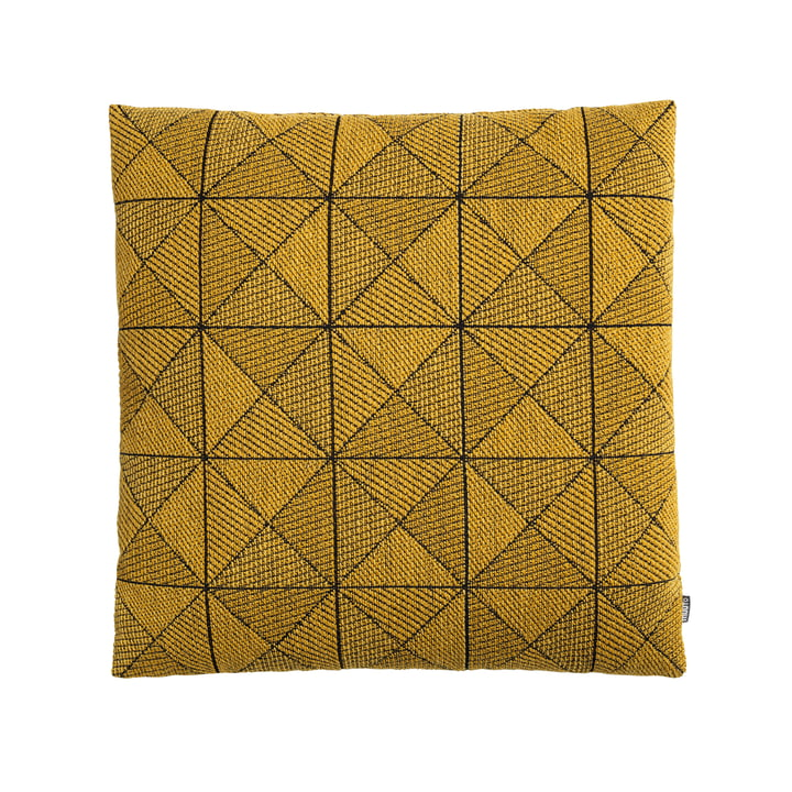 Tiles Cushion von Muuto in Gelb