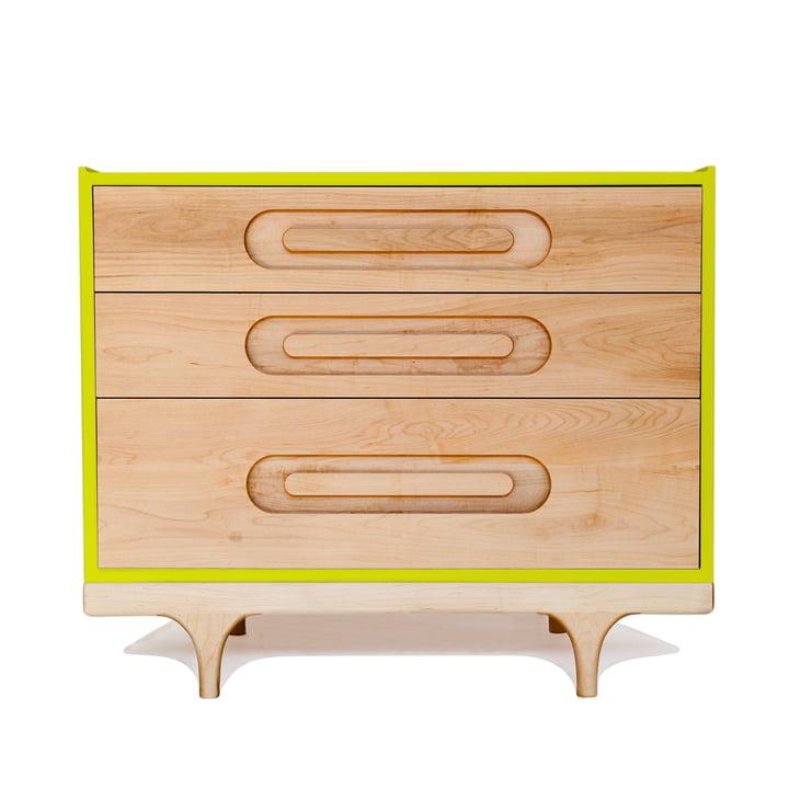 Kommode Caravan Dresser von Kalon in Grün