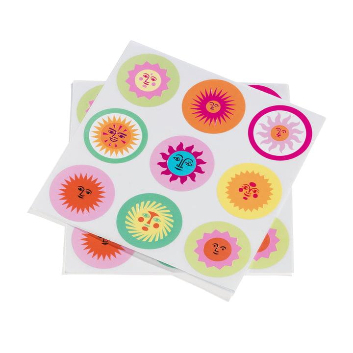 Sticker La Fonda Sun von Vitra in verschiedenen Farben