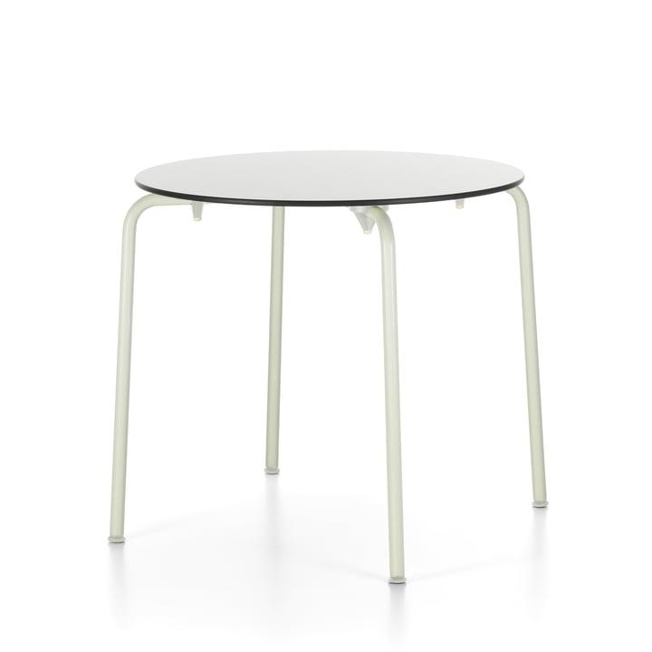 Runder Hal Tisch Outdoor von Vitra in Weiß