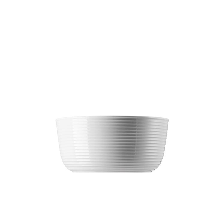 Die Ono Schüssel von Thomas mit einer Größe von 21 cm in der Farbe weiß