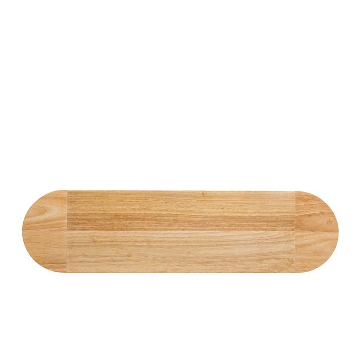 Das Ono Holzbrett mit einer Länge von 75 cm
