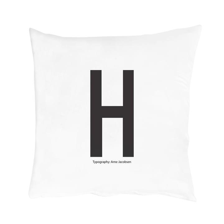 Design Letters - Kissenbezug von A-Z, H