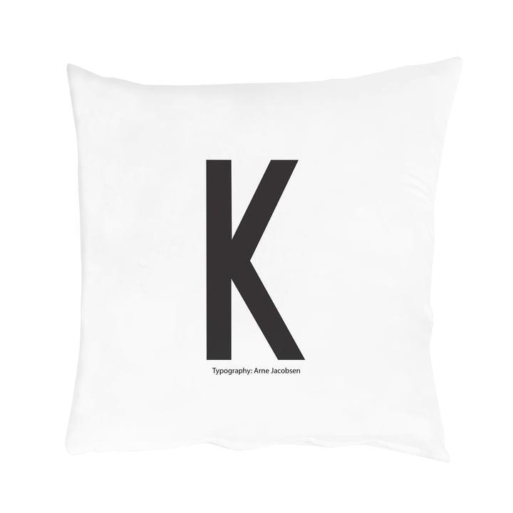 Design Letters - Kissenbezug von A-Z, K