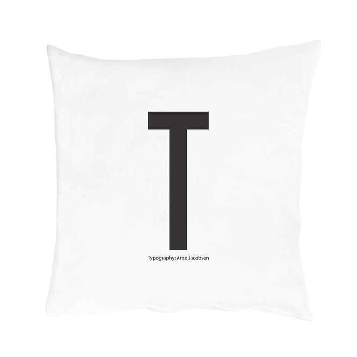 Design Letters - Kissenbezug von A-Z, T