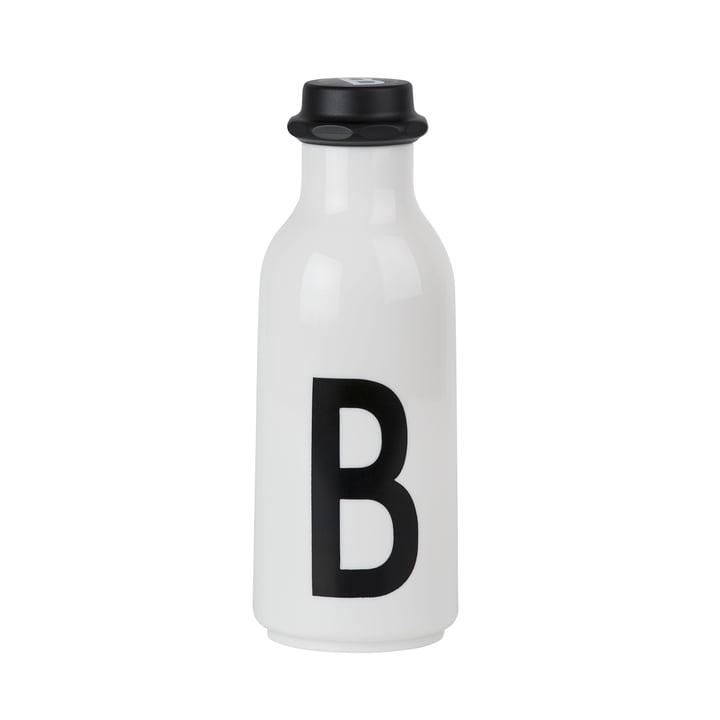 Design Letters - Wasserflasche von A-Z, B