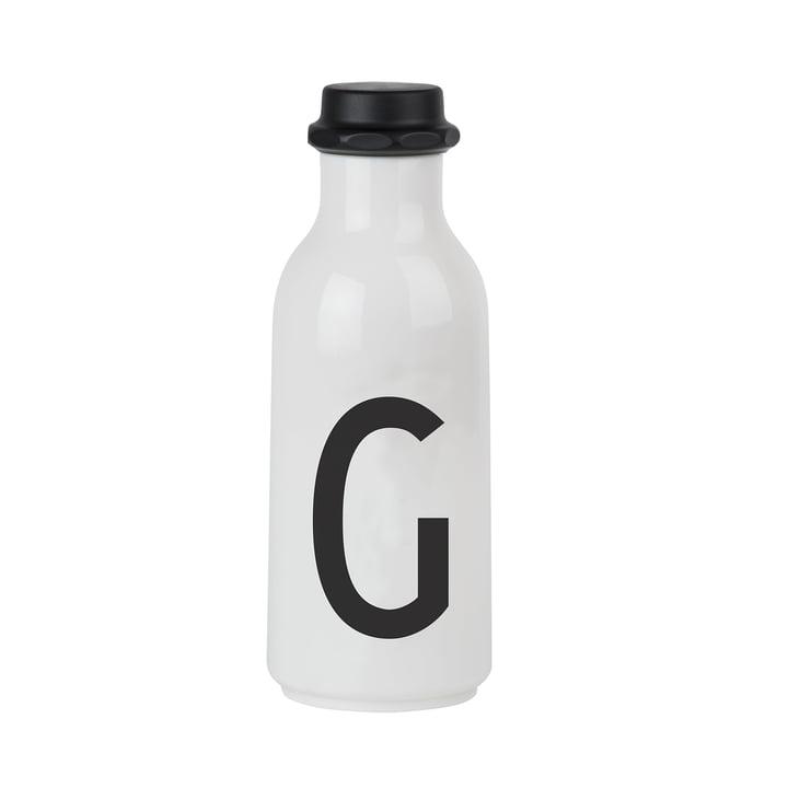 Design Letters - Wasserflasche von A-Z, G