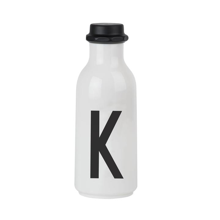 Design Letters - Wasserflasche von A-Z, K