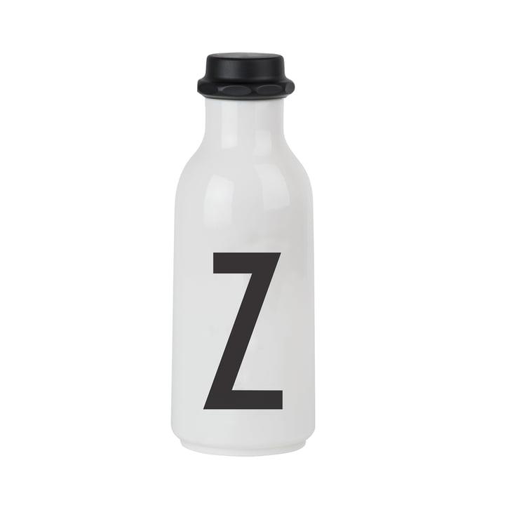 Design Letters - Wasserflasche von A-Z, Z
