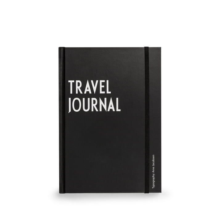 Travel Journal von Design Letters