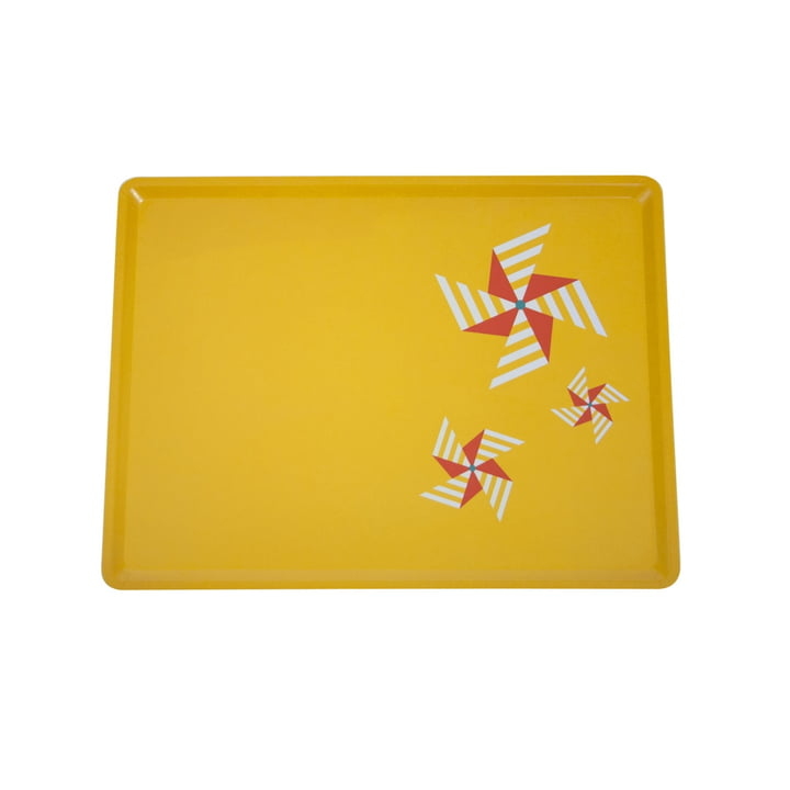 Abbildung des 3 Moulins Tabletts von Fermob.
