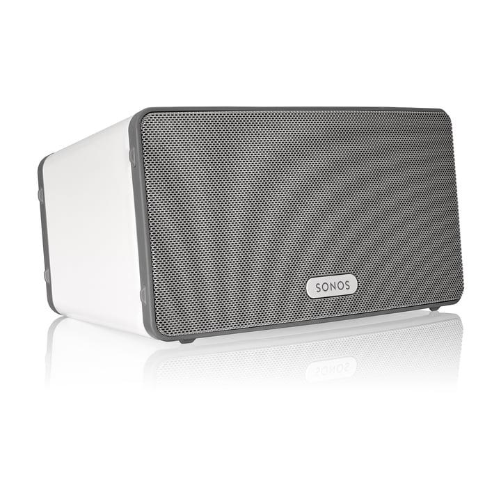 Sonos - PLAY:3 Multiroom Lautsprecher in Weiß
