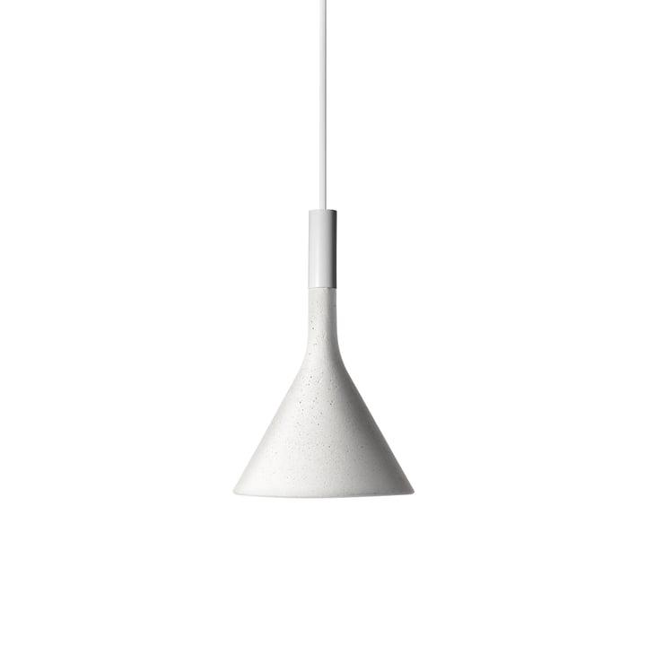 Die Aplomb Mini von Foscarini in weiß