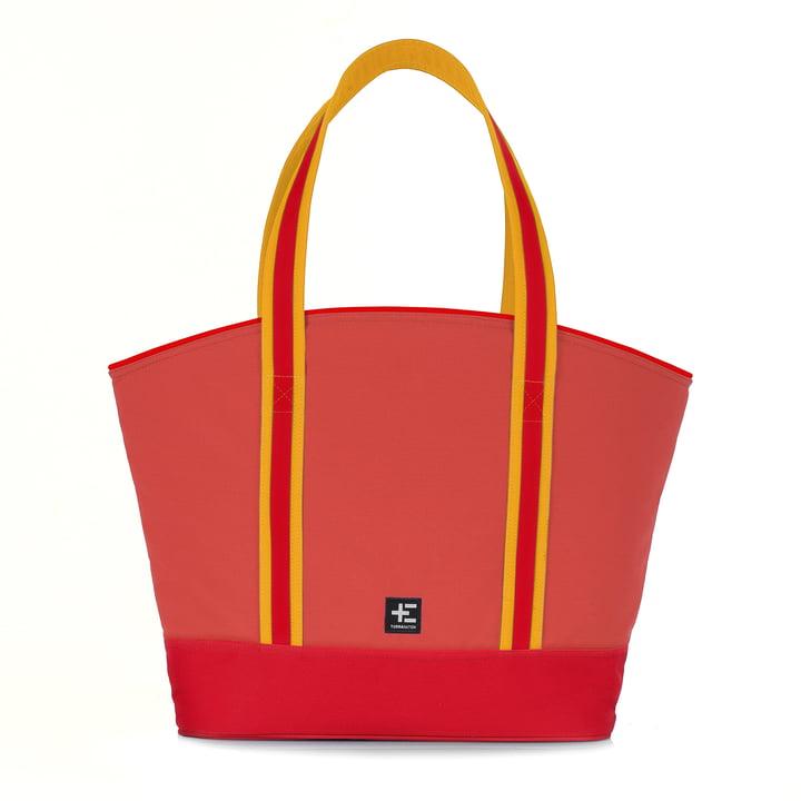 Rau Kopu Strandtasche von Terra Nation in Rot