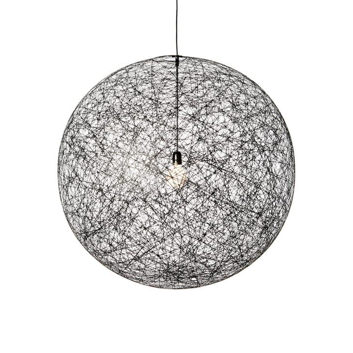 Moooi - Random Light LED Pendelleuchte, medium, schwarz