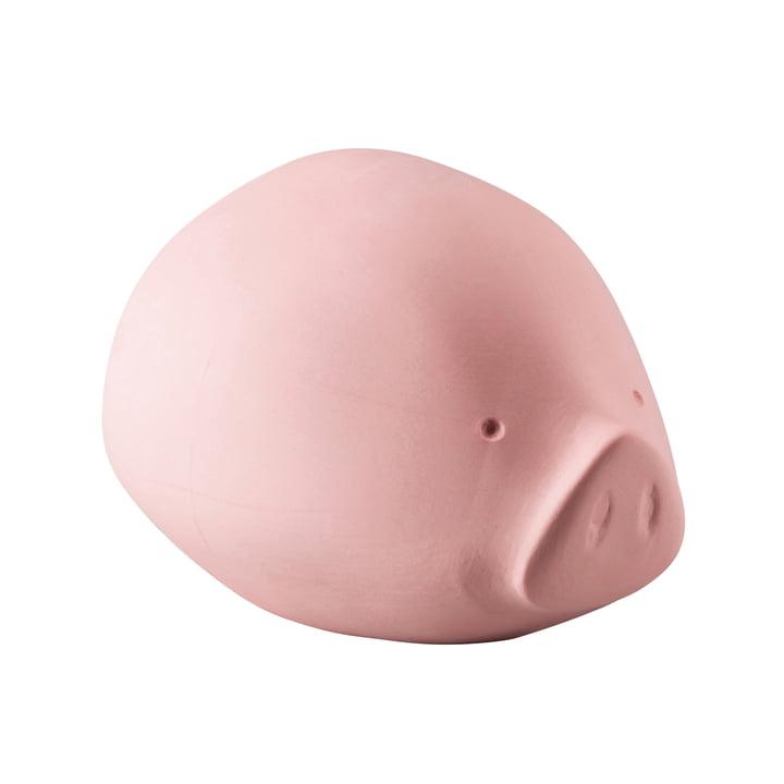 Das Roro Schwein in mittel, rosé von Rosenthal