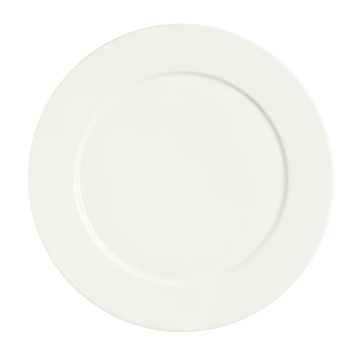 Iittala - Aika Teller (flach), Ø 30cm, weiß
