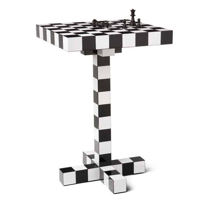 Lädt zu Schachpartien ein