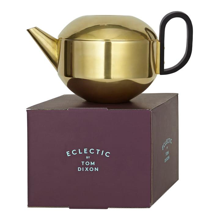 Form Teekanne mit Verpackung von Tom Dixon