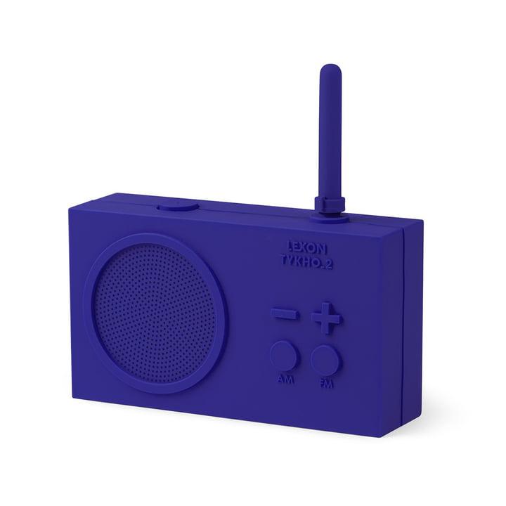 Tykho 2 Radio von Lexon in Blau