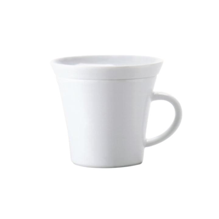 Kahla - Update, Cappuccino-Obertasse, 0.22 l, weiß