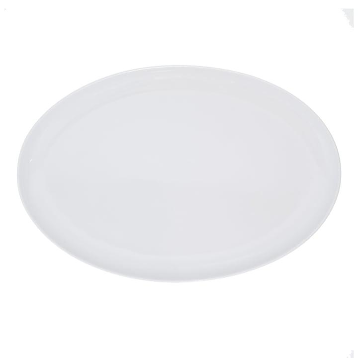 Kahla - Update, Antipasti-Platte oval, 34 cm, weiß
