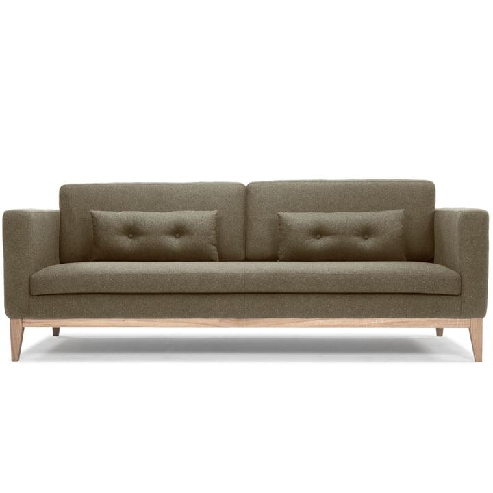Das Day Sofa in Army green von Design House Stockholm