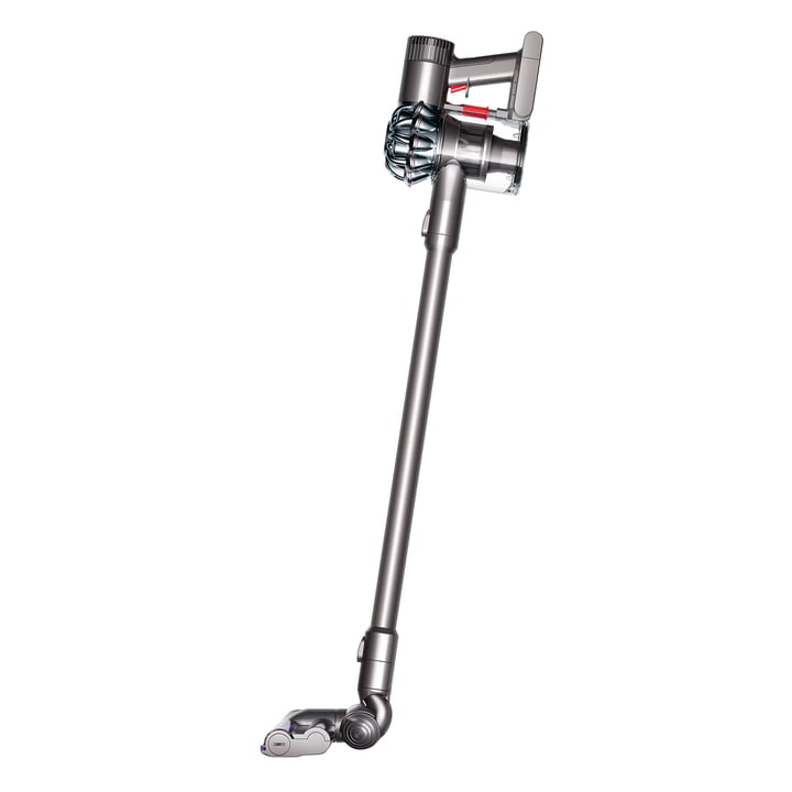 Dyson - Kabelloser Staubsauger Digital Slim Extra, iron / silber