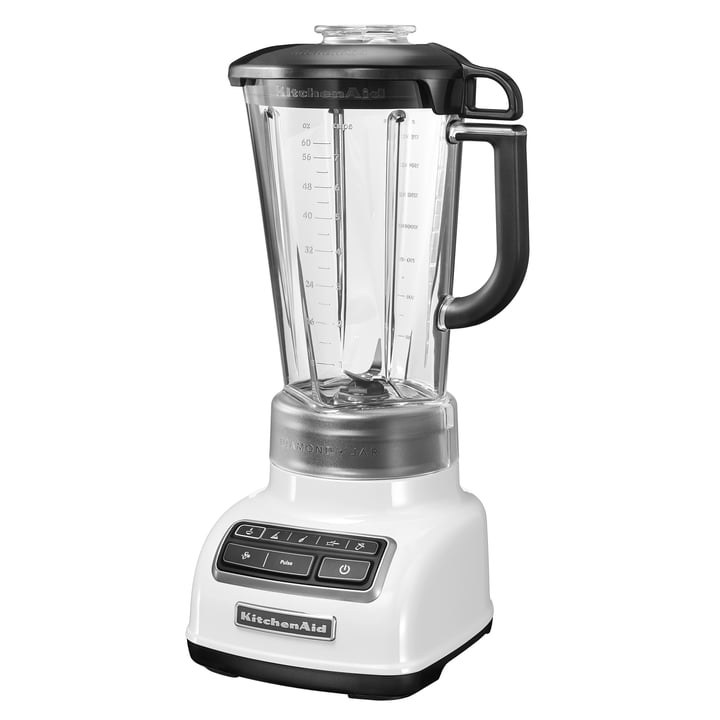 KitchenAid - Standmixer Classic, diamond weiß