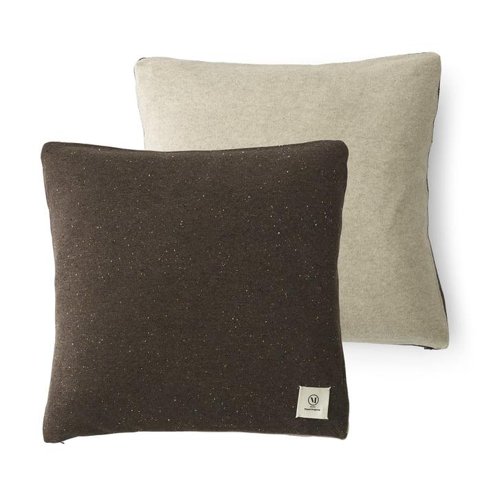 Das Color Pillow aus den Menu - Nepal-Projects in braun / sand