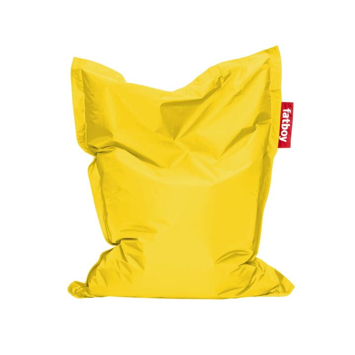 Junior Sitzsack von Fatboy in Gelb