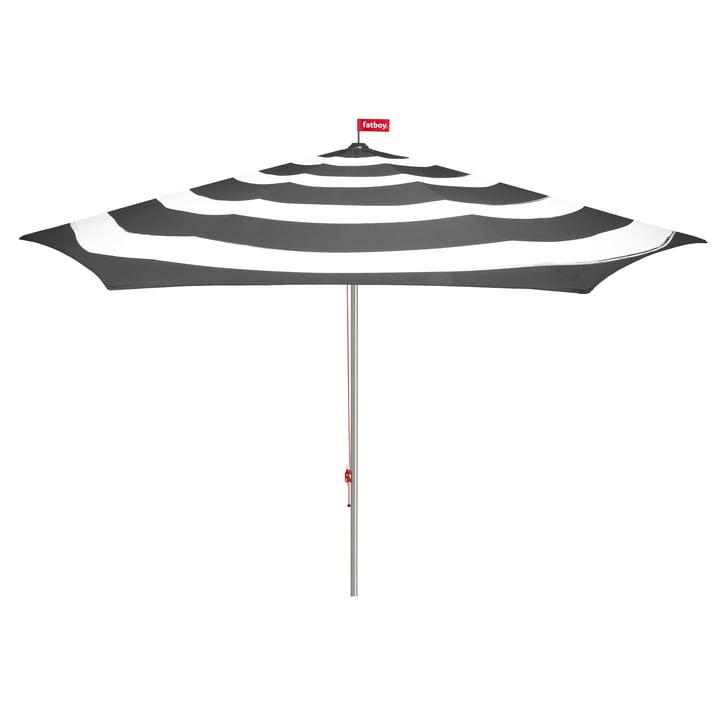 Stripesol Sonnenschirm von Fatboy in Anthrazit