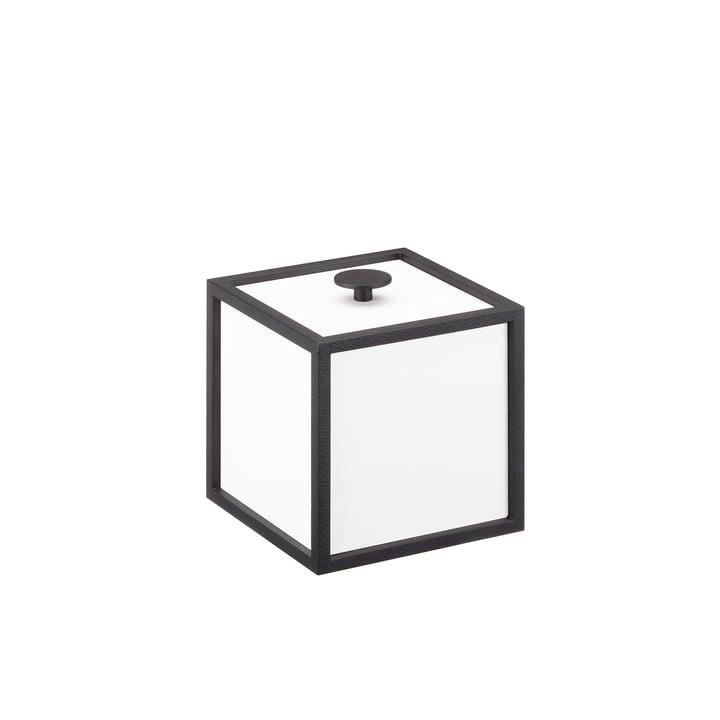 Frame Box 10 von by Lassen in Weiß