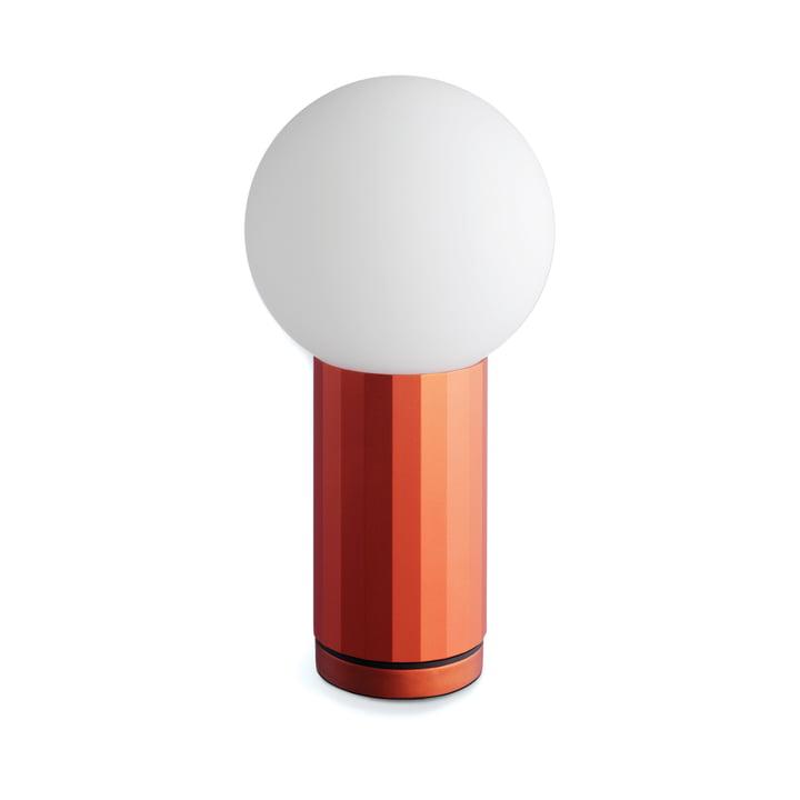 Hay - Turn On Tischleuchte, orange