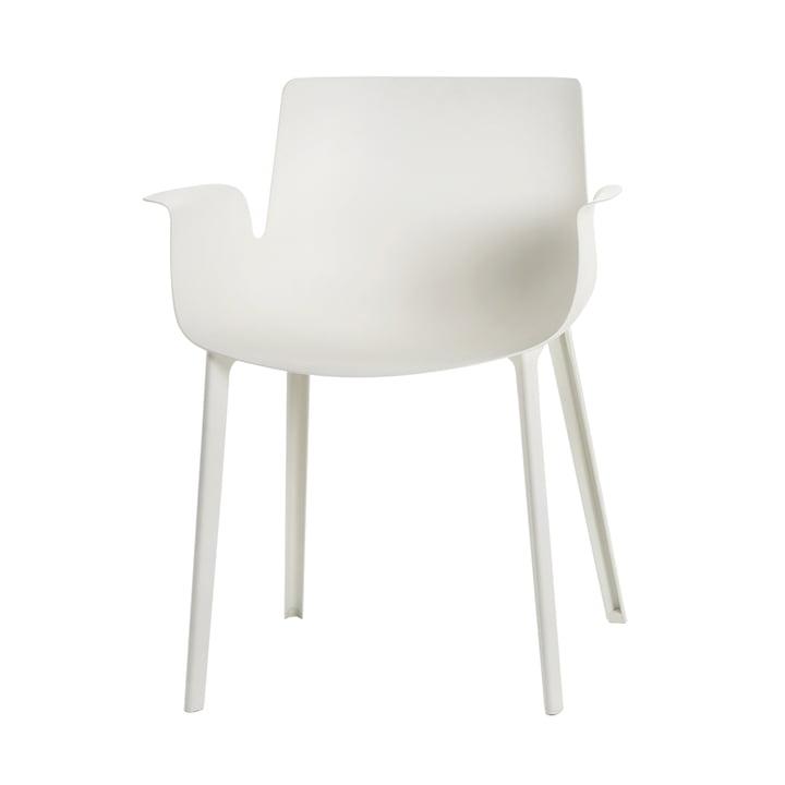 Piuma Stuhl von Kartell in Weiß